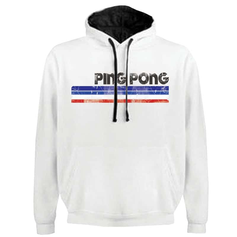Sweat BLANC French Touch