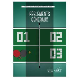 Règlements généraux 2020