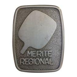 Mérite régional argent