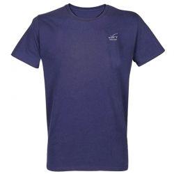 T-shirt BLEU Logo Federal Griffe